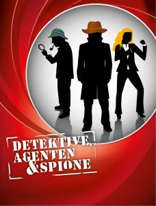 Detektive, Agenten & Spione - Historisches Museum der Pfalz, Gestaltung: Lisa-Marie Malek